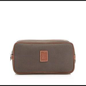NWOT Longchamp Boxford Toiletry Bag